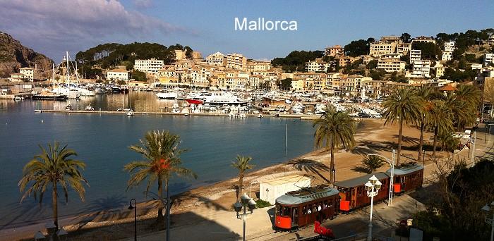 Mallorca Titel m. Text
