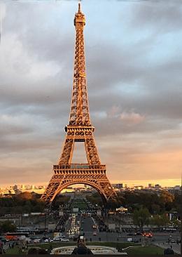 Paris Eiffelturm 260